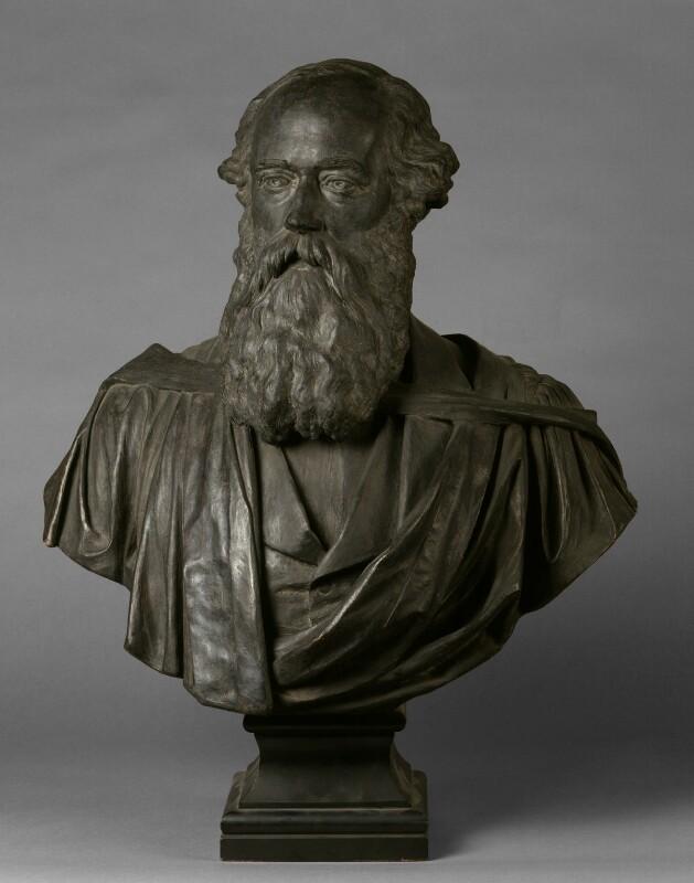 Henry Smith, by Sir Joseph Edgar Boehm, 1st Bt, 1883 - NPG 787 - © National Portrait Gallery, London