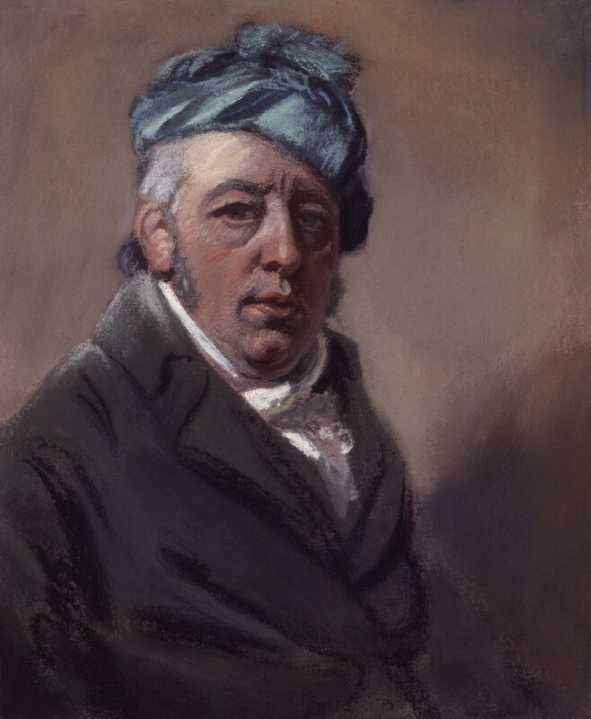 John Raphael Smith, by John Raphael Smith, circa 1807 - NPG 981 - © National Portrait Gallery, London