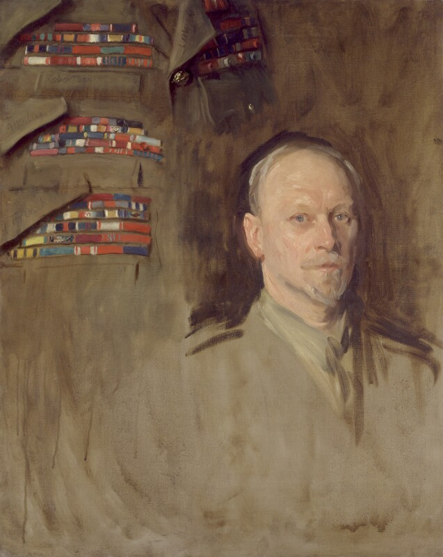 Jan Christian Smuts, by John Singer Sargent, circa 1919-1922 - NPG 4187 - © National Portrait Gallery, London