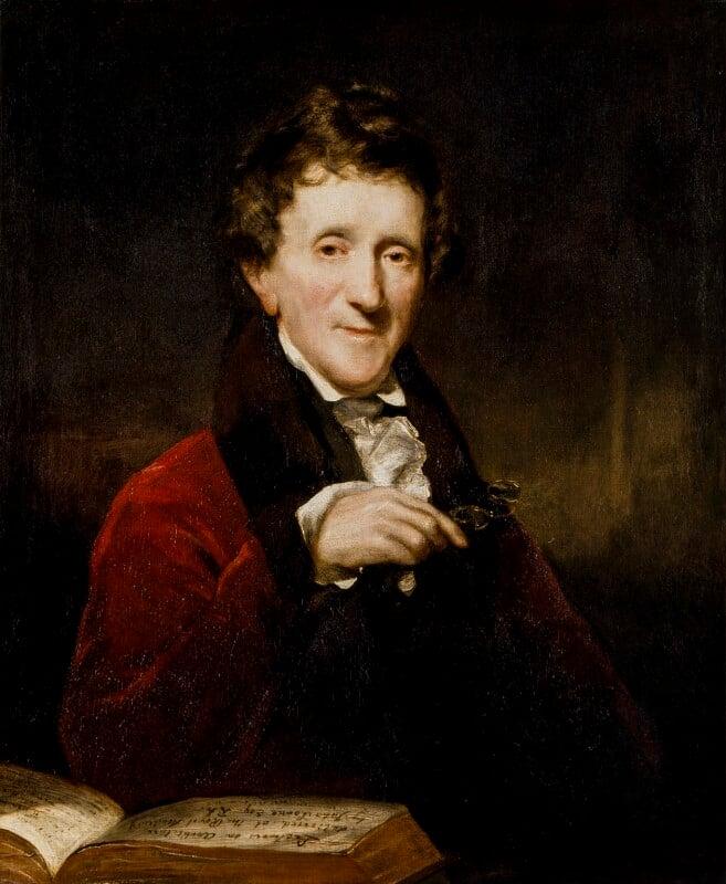 Sir John Soane, by John Jackson, 1828 - NPG 701 - © National Portrait Gallery, London