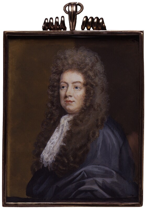 John Somers, Baron Somers, by Unknown artist, 1690-1700 -NPG 3658 - © National Portrait Gallery, London