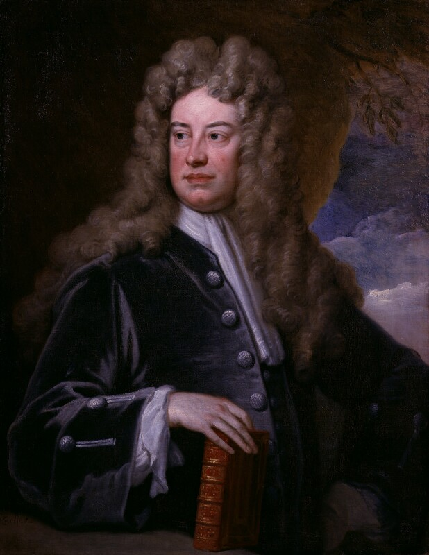 John Somers, Baron Somers, by Sir Godfrey Kneller, Bt, circa 1715-1716 -NPG 3223 - © National Portrait Gallery, London