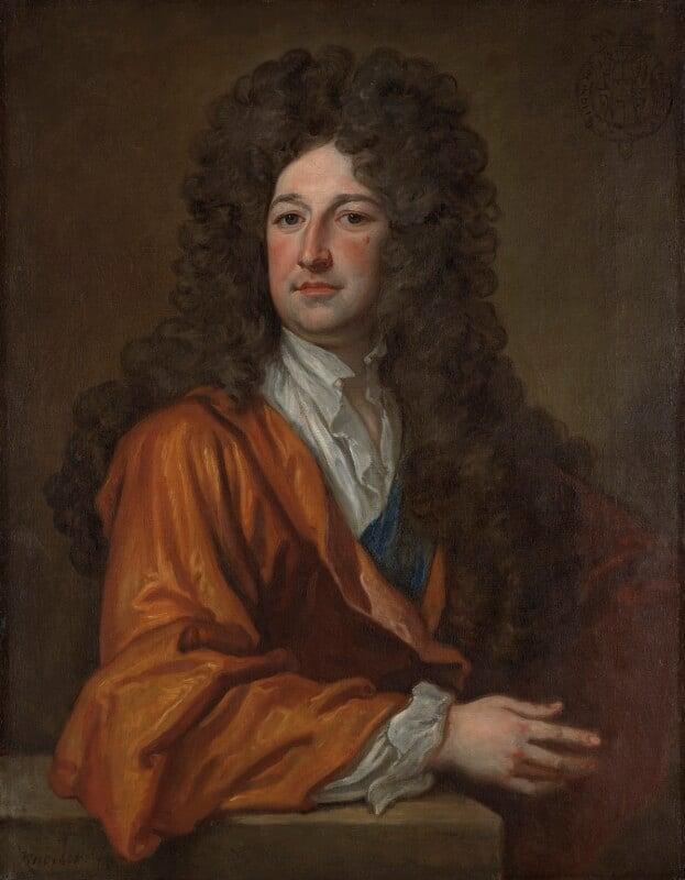 Charles Seymour, 6th Duke of Somerset, by Sir Godfrey Kneller, Bt, circa 1703 -NPG 3224 - © National Portrait Gallery, London