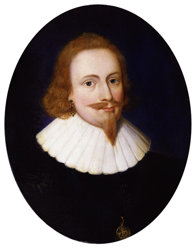 Robert Carr, Earl of Somerset, after John Hoskins, after 1630, based on a work of circa 1625-1630 - NPG 1114 - © National Portrait Gallery, London