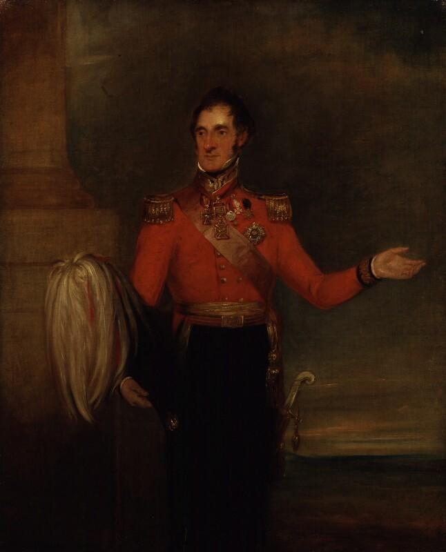 Lord Robert Edward Somerset, by William Salter, 1834-1840 - NPG 3754 - © National Portrait Gallery, London