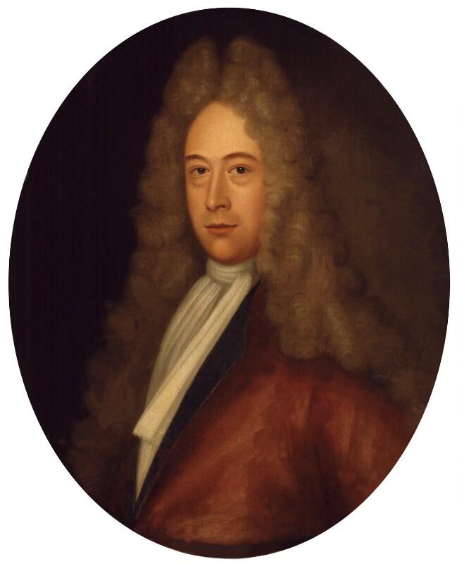 William Somerville, by Unknown artist, circa 1695-1710 - NPG 1308 - © National Portrait Gallery, London