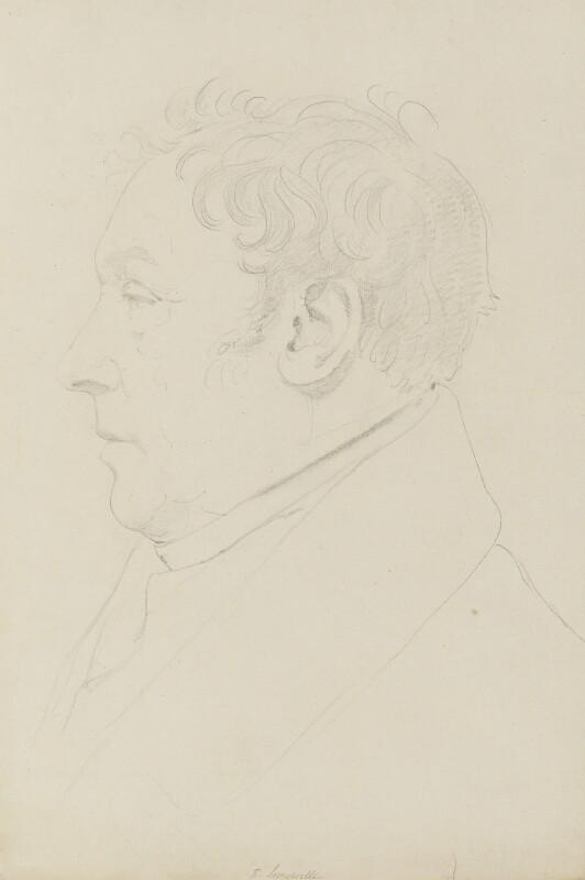 William Somerville, by Sir Francis Leggatt Chantrey, circa 1830 -NPG 316a(112) - © National Portrait Gallery, London
