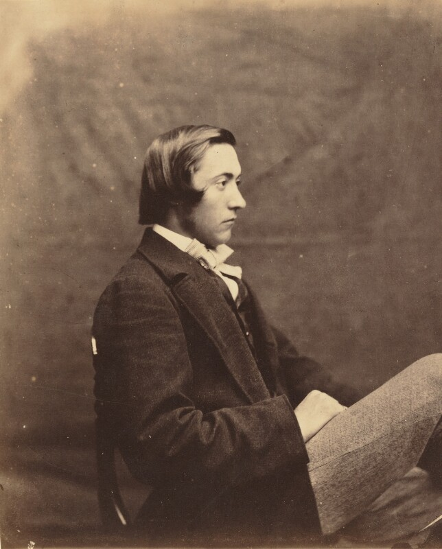 Reginald Southey, by Lewis Carroll, Spring 1860 -NPG P7(23) - © National Portrait Gallery, London