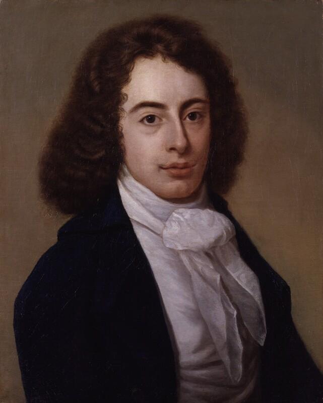 Robert Southey, by Peter Vandyke, 1795 -NPG 193 - © National Portrait Gallery, London