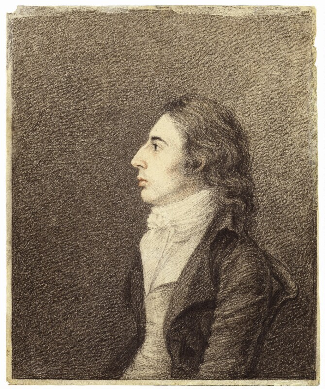 Robert Southey, by Robert Hancock, 1796 - NPG 451 - © National Portrait Gallery, London