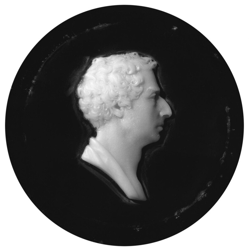 Robert Southey, by Edward William Wyon, 1835 -NPG 2681 - © National Portrait Gallery, London