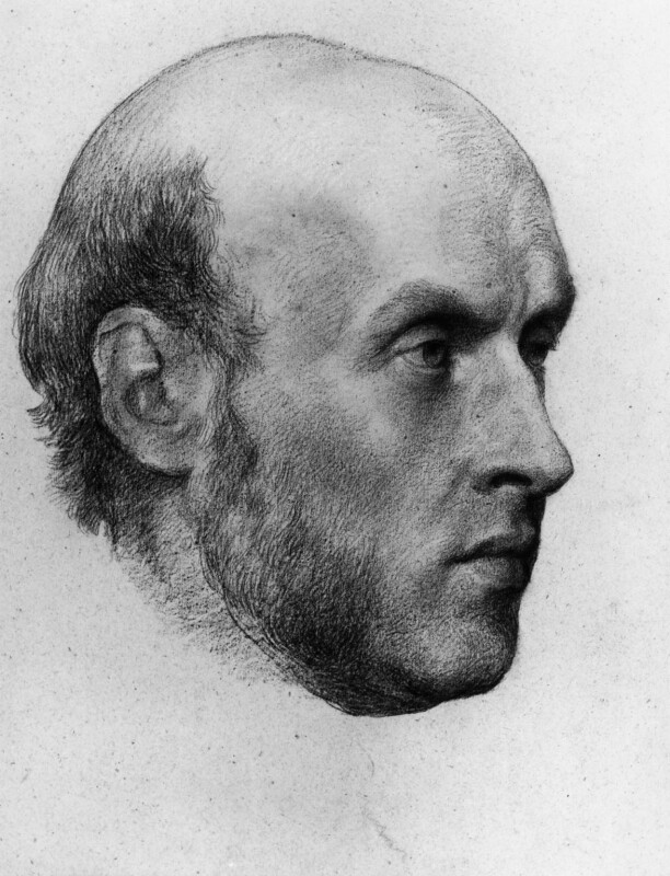 James Spedding, by George Frederic Watts, circa 1853 -NPG 2059 - © National Portrait Gallery, London