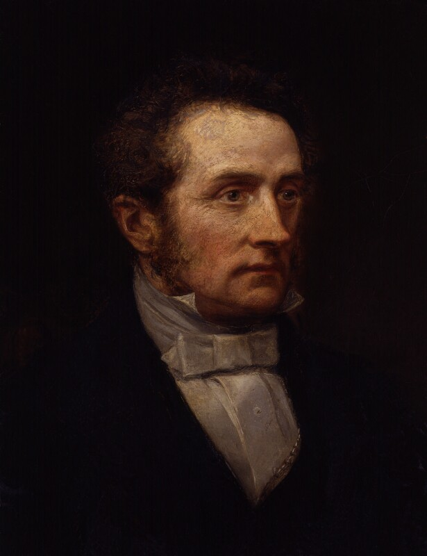 Arthur Penrhyn Stanley, by Lowes Cato Dickinson, circa 1840s-1850s - NPG 1536 - © National Portrait Gallery, London