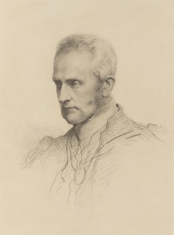 Arthur Penrhyn Stanley, by Emily J. Harding (Mrs E.W. Andrews), exhibited 1877 - NPG 4701 - © National Portrait Gallery, London