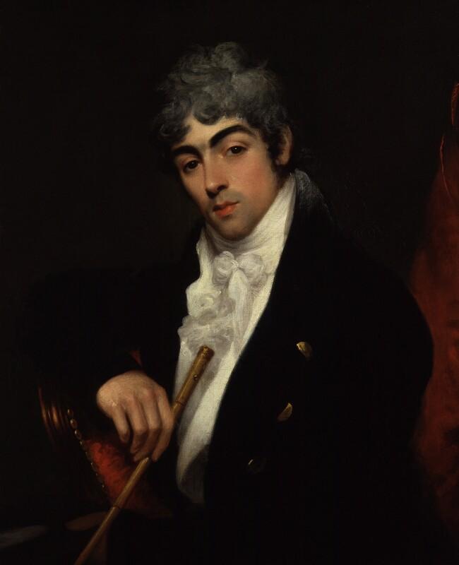 Edward Stanley, by James Green, 1803 - NPG 4242 - © National Portrait Gallery, London