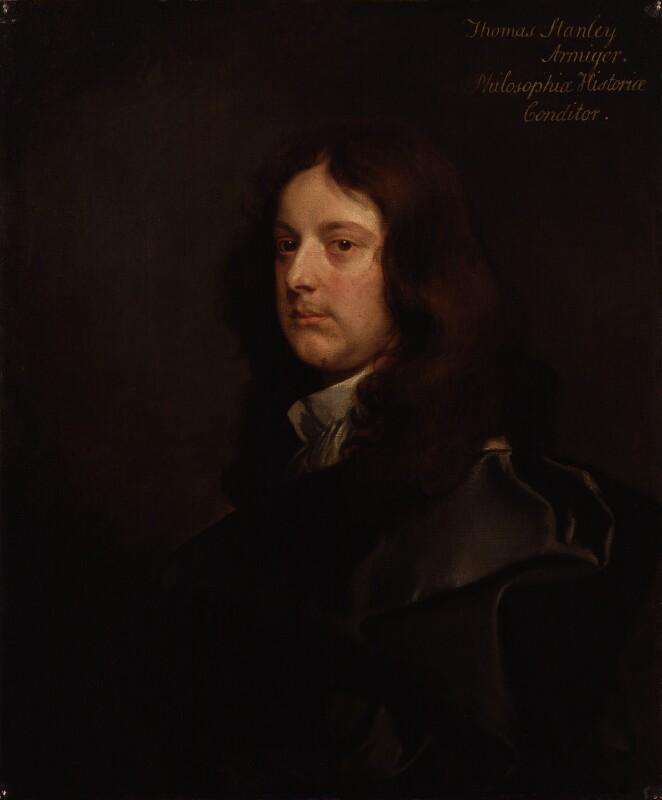 Thomas Stanley, by Gilbert Soest, circa 1660 - NPG 166 - © National Portrait Gallery, London