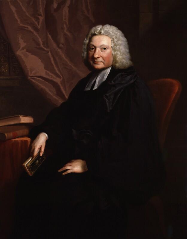 Henry Stebbing, by Joseph Highmore, 1757 - NPG 572 - © National Portrait Gallery, London