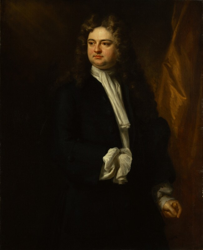Sir Richard Steele, by Jonathan Richardson, 1712 -NPG 5067 - © National Portrait Gallery, London