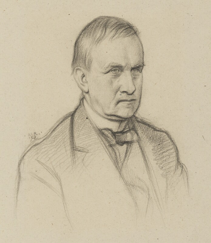 Philip Wilson Steer, by William Rothenstein, 1928 - NPG 4643 - © National Portrait Gallery, London
