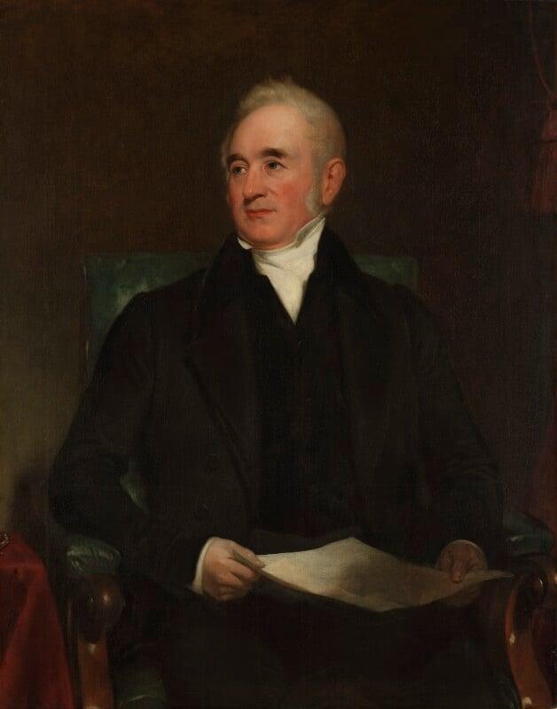 George Stephenson, by Henry William Pickersgill, circa 1845 -NPG 410 - © National Portrait Gallery, London