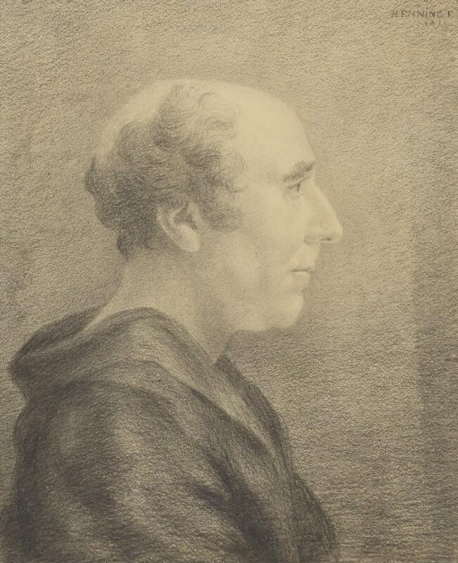 Dugald Stewart, by John Henning, 1811 - NPG 1428 - © National Portrait Gallery, London