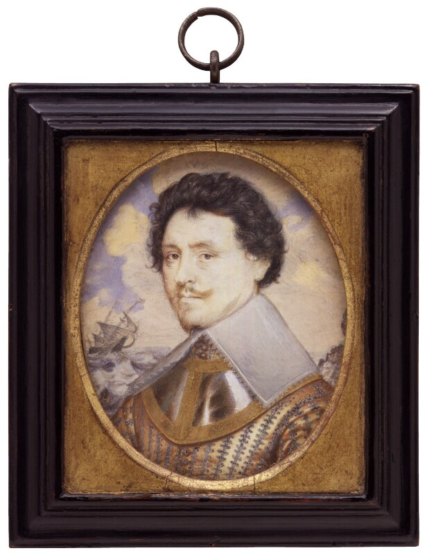 Thomas Wentworth, 1st Earl of Strafford, by Unknown artist,  - NPG 6271 - © National Portrait Gallery, London