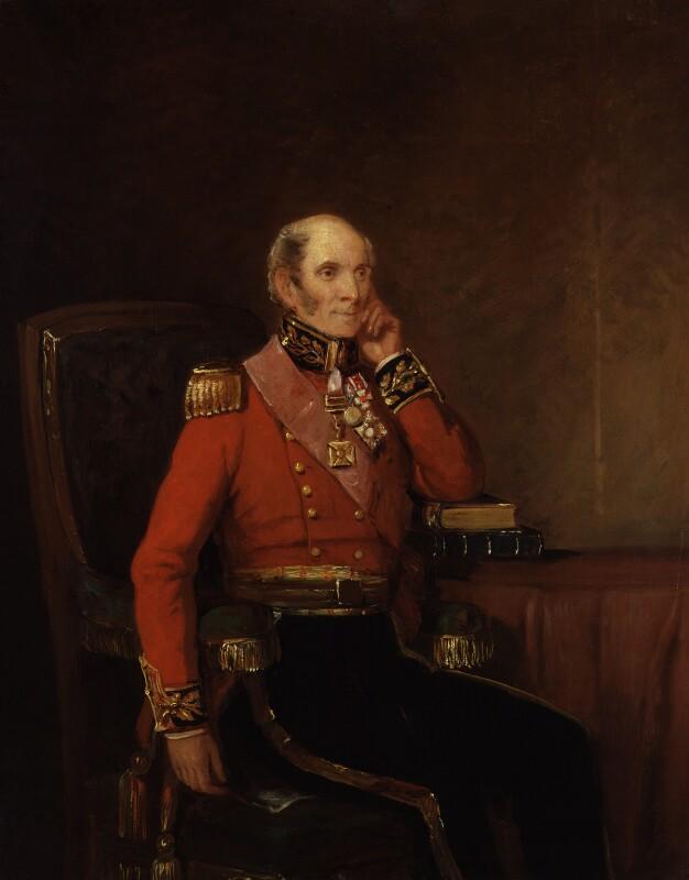 John Byng, 1st Earl of Strafford, by William Salter, 1834-1840 - NPG 3757 - © National Portrait Gallery, London