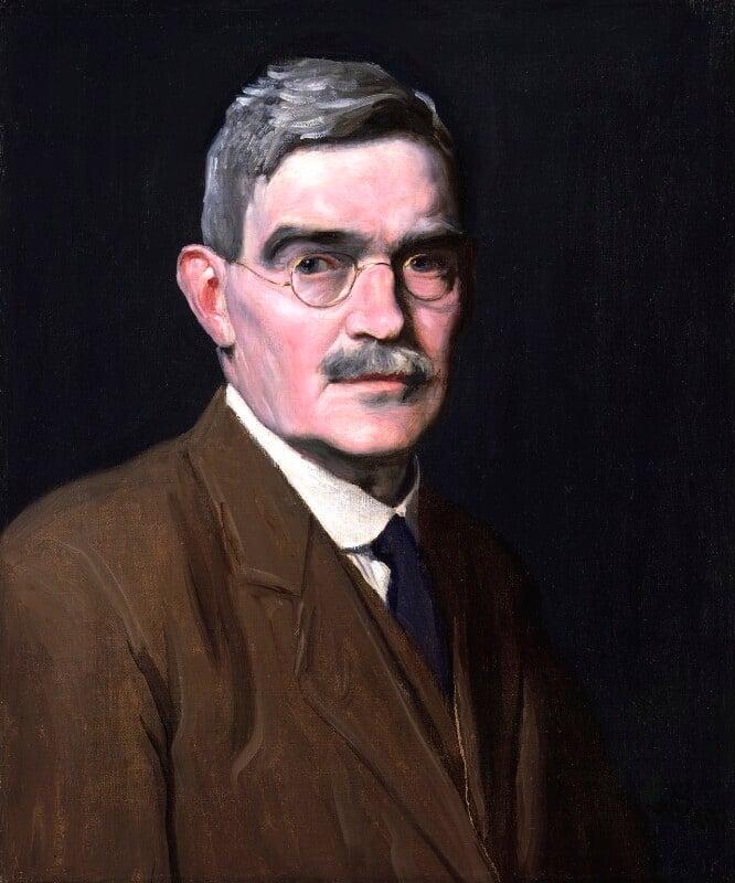 William Strang, by William Strang, 1917 - NPG 4533 - © National Portrait Gallery, London