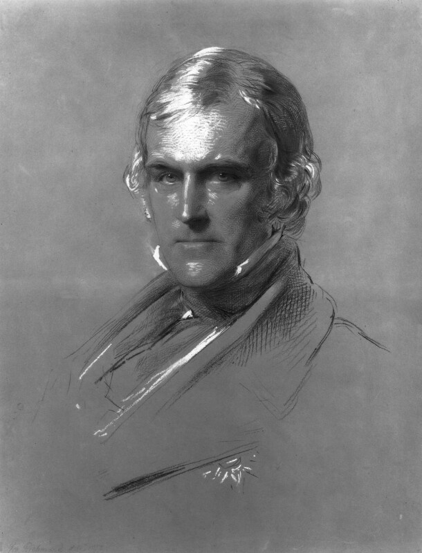 Stratford Canning, Viscount Stratford de Redcliffe, by George Richmond, 1853 -NPG 1513 - © National Portrait Gallery, London