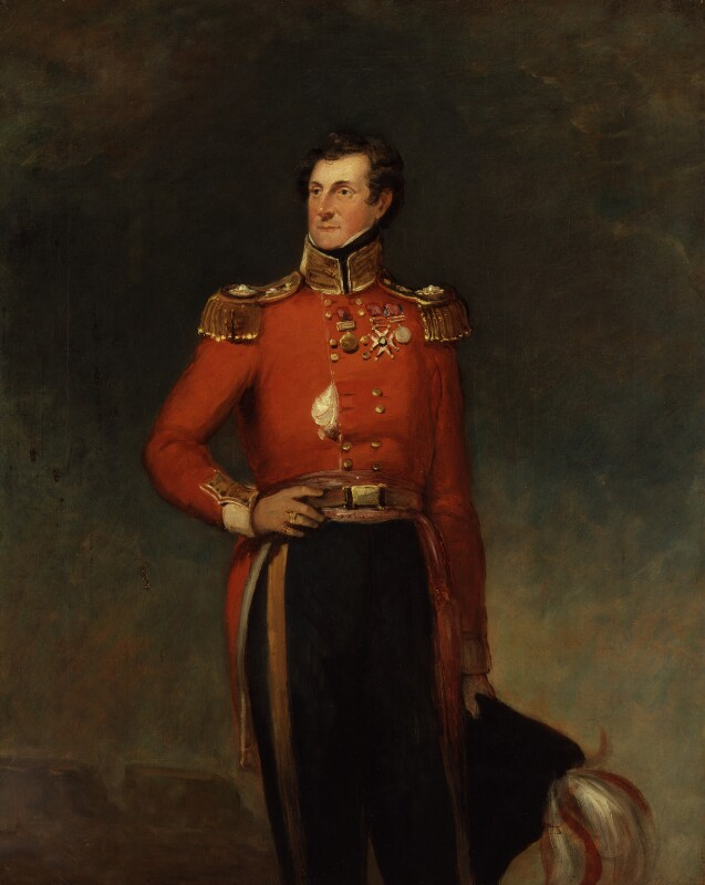 Sempronius Stretton, by William Salter, 1834-1840 - NPG 3759 - © National Portrait Gallery, London
