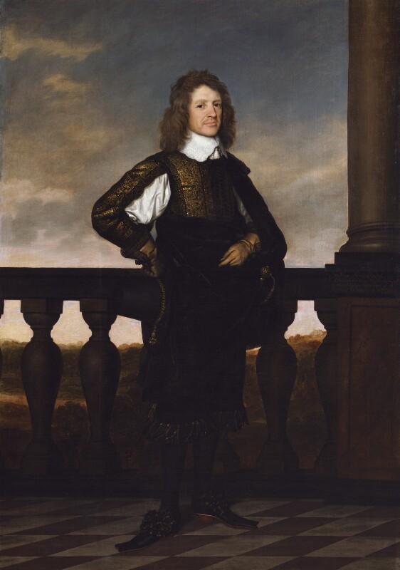 Walter Strickland, by Pieter Nason, 1651 - NPG 5235 - © National Portrait Gallery, London