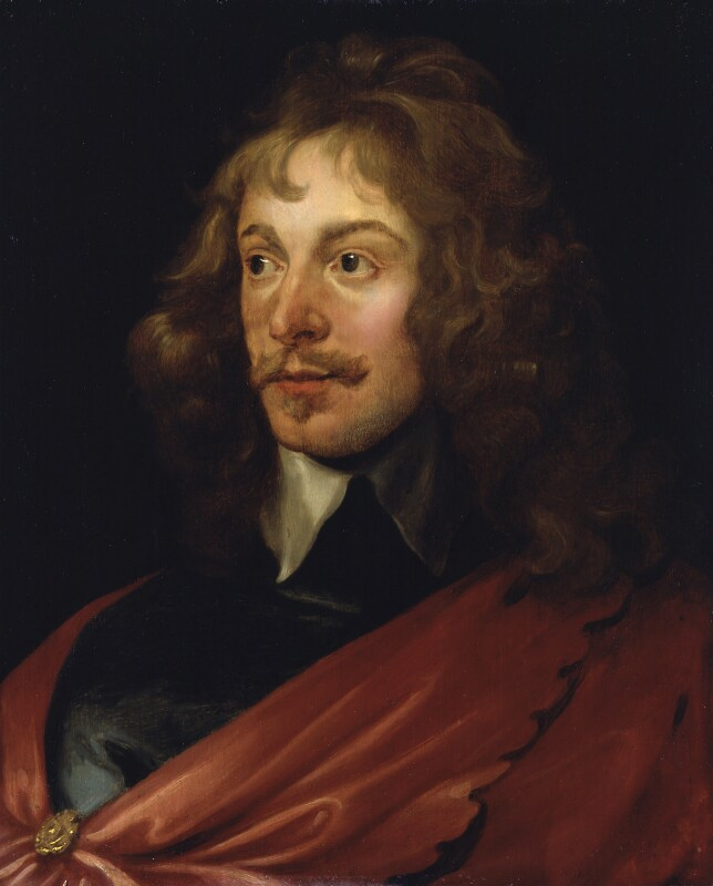 Sir John Suckling, after Sir Anthony van Dyck, based on a work of circa 1640 - NPG 448 - © National Portrait Gallery, London