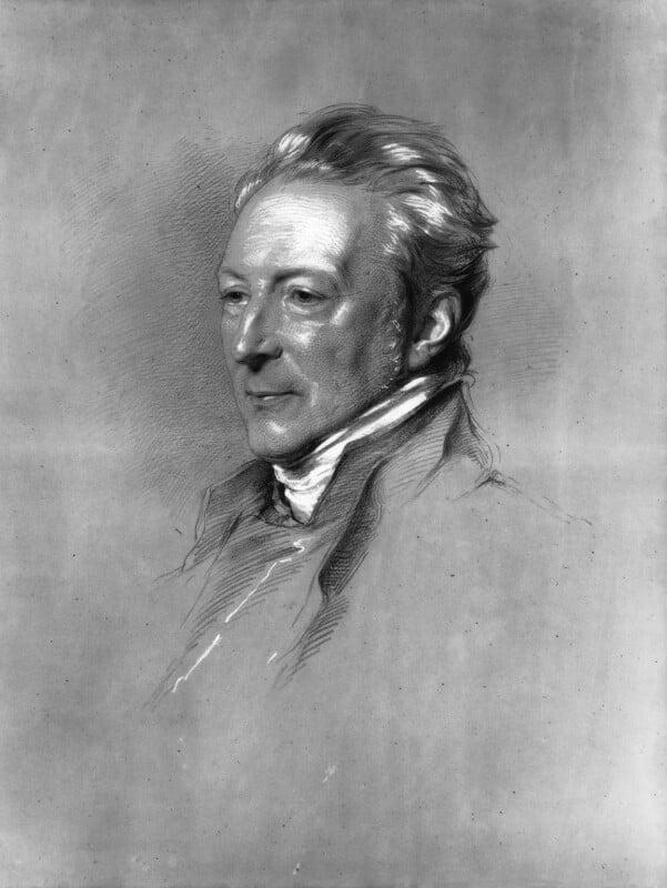 John Bird Sumner, by George Richmond, engraved 1849 -NPG 2467 - © National Portrait Gallery, London
