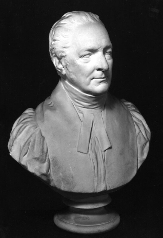 John Bird Sumner, by George Gammon Adams, 1863 -NPG 1207 - © National Portrait Gallery, London