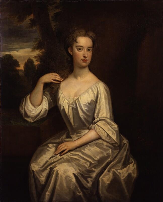 Anne Spencer (née Churchill), Countess of Sunderland, by Sir Godfrey Kneller, Bt, circa 1710 - NPG 803 - © National Portrait Gallery, London