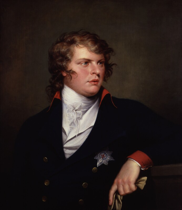 Prince Augustus Frederick, Duke of Sussex, by Guy Head, 1798 -NPG 648 - © National Portrait Gallery, London