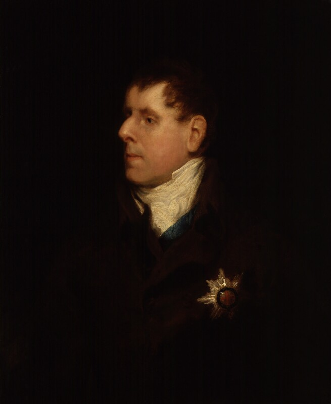 George Granville Leveson-Gower, 1st Duke of Sutherland, by Thomas Phillips, 1805 - NPG 1298 - © National Portrait Gallery, London