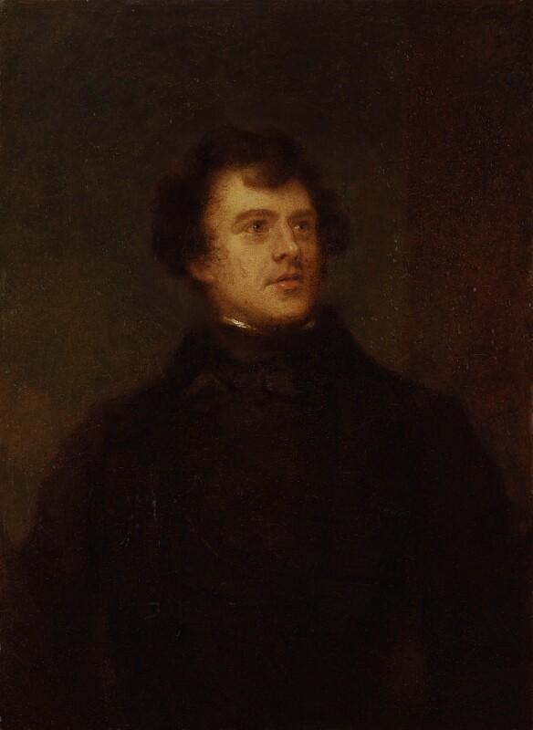 Charles Swain, by William Bradley, circa 1833 - NPG 4014 - © National Portrait Gallery, London