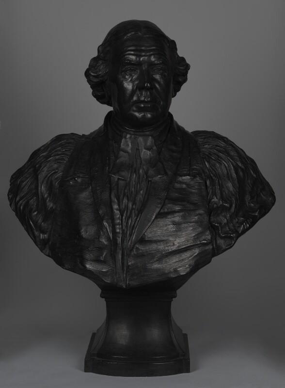 Archibald Campbell Tait, by Sir Joseph Edgar Boehm, 1st Bt, 1883 - NPG 859 - © National Portrait Gallery, London