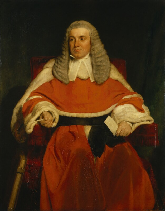 Sir Thomas Noon Talfourd, by Henry William Pickersgill,  -NPG 417 - © National Portrait Gallery, London