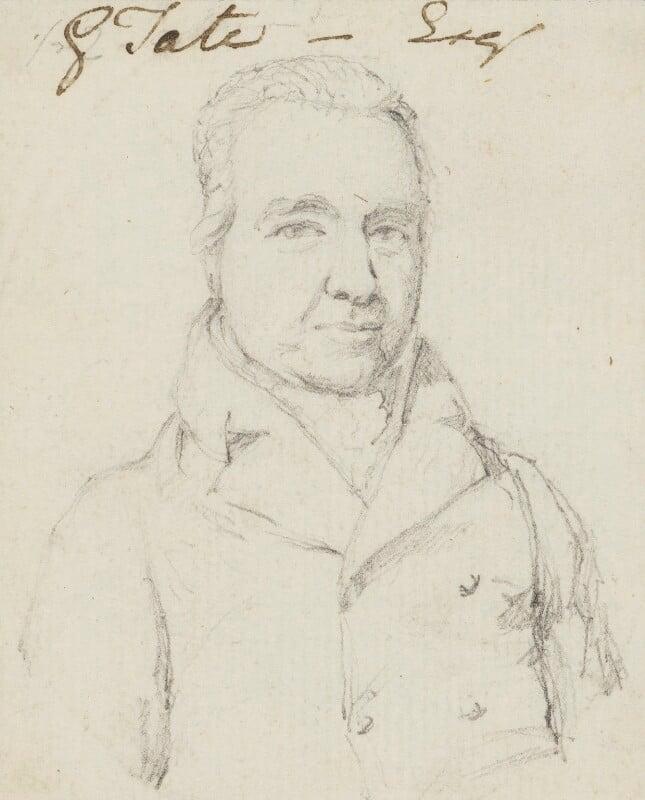 George Tate, by Sir George Hayter, circa 1810 -NPG 883(21) - © National Portrait Gallery, London