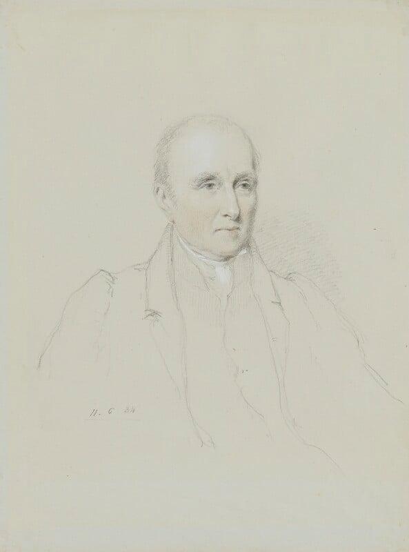 Thomas Telford, by William Brockedon, 1834 - NPG 2515(67) - © National Portrait Gallery, London