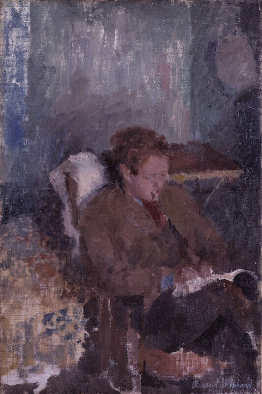 Dylan Thomas, by Rupert Shephard, 1940 - NPG 4284 - © estate of Rupert Shephard