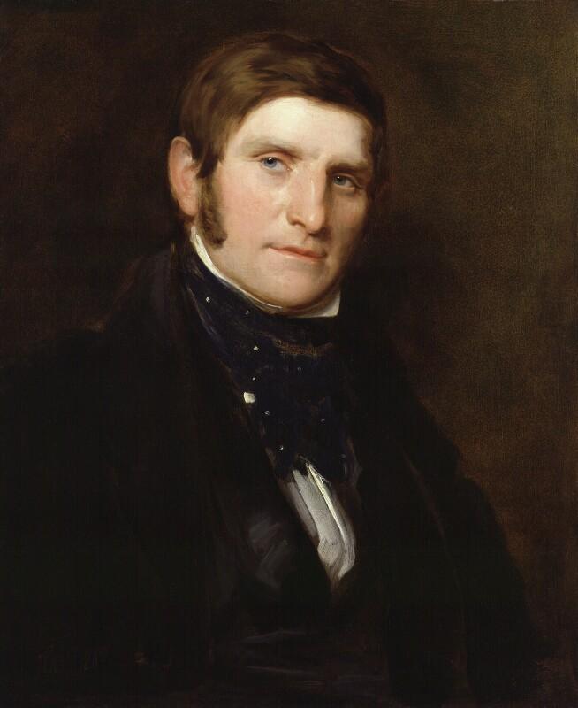 William ('Bendigo') Thompson, by Thomas Earl, 1850 - NPG 4191 - © National Portrait Gallery, London