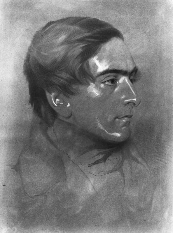 William Hepworth Thompson, by Samuel Laurence, 1841 -NPG 1743 - © National Portrait Gallery, London