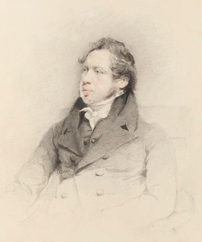 Henry Thomson, by John Jackson, exhibited 1810 -NPG 3156 - © National Portrait Gallery, London