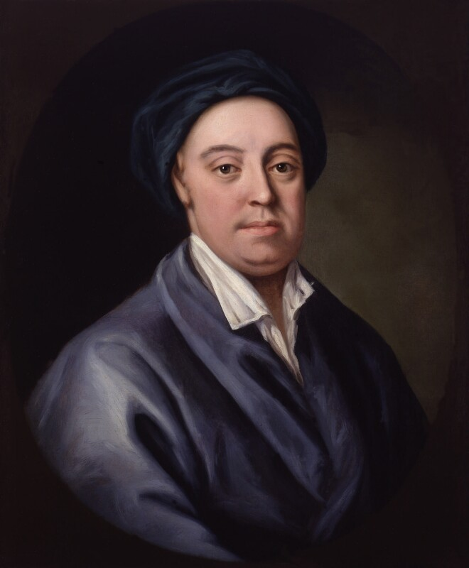 James Thomson, after John Patoun, 18th century, based on a work of circa 1746 - NPG 11 - © National Portrait Gallery, London