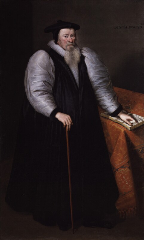 John Thornborough, by Unknown artist, 1630 - NPG 5234 - © National Portrait Gallery, London