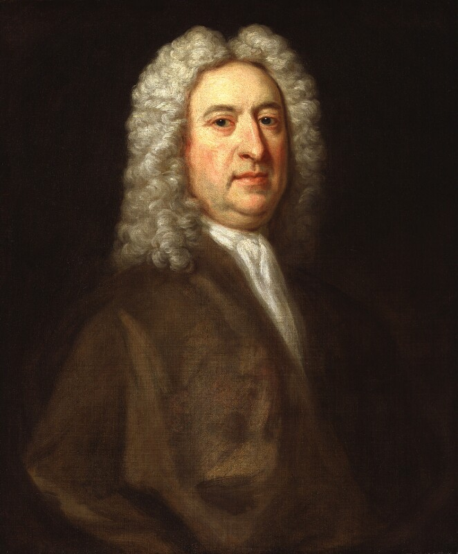 Sir James Thornhill, after Jonathan Richardson, circa 1734 - NPG 3962 - © National Portrait Gallery, London