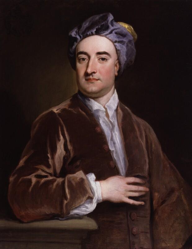 John Tidcomb, by Sir Godfrey Kneller, Bt, circa 1705 -NPG 3229 - © National Portrait Gallery, London